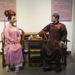 The Manchu enjoying their tea and remembering a time when they ruled China as the last dynasty