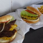 Photo of W&M Bar-B-Q Burgers