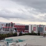 Levi's Stadium - walking distance
