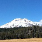 Mt. Bachelor, on a great drive near Bend
