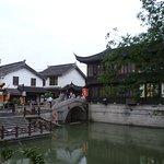 Nanxiang Old Street Photo