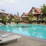 Foto van Royal Orchids Garden Hotel