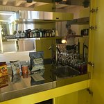 Deluxe Room - Pantry