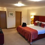 nice bedroom loads of room