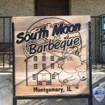 Billede af South Moon BBQ
