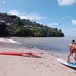 Kayaking and windsurf provided