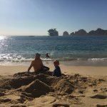 Really loved Pueblo Bonito Blanco! We had an amazing time on the beach in Cabo! Resort overlooks
