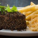 Spur Pepper Steak