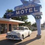 Blue Swallow Motel Foto