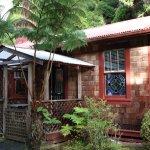 The Hale Lehua cottage at Hale Ohia Cottages