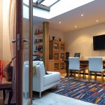 Private Dining and Lounge Room Adjacent to your Bedroom