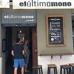 Bilde fra El Ultimo Mono Juice & Coffee