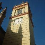 il massiccio campanile