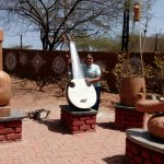 Musical Instrument made by Marble / Stones