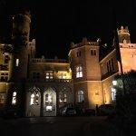 Schloss Eckberg Foto