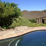 Quince Cottage pool