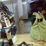 samurai armour display 2