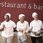 We are thrilled to be educating young Namibians in the culinary arts!