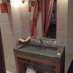 Chambre Charme - Salle de bain