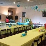 Book your next party at The Abbey!
