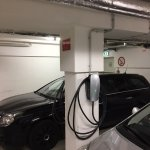 Charging station for e-cars