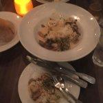 My husband and I shared the Jambalaya, which was very good, but not true jambalaya! This dish wa