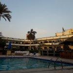 Outdoor pool is open until 18:00