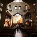 The church in Nazareth