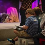 We offer kids programs for birth through 6th grade for all 3 Sunday services.