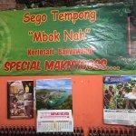 Nasi Tempong Mbok Nah Foto