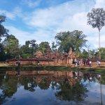Photo de Banteay Srei