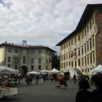 Piazza dei Cavalieri Foto