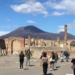 Pompeii and Mount Vesuvius trip
