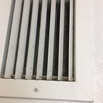 vent in bathroom Very dirty