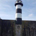 erm . . lighthouse