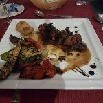 Italian a la carte main dish