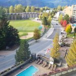 My stay at the Westin, Whistler was absolutely amazing. I love the view from my hotel room espec