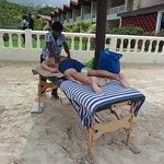 Prudence beach massage