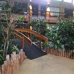 Interoir garden