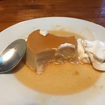 Amazing flan! Sorry, we dove in before I could get a picture.