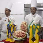 Awards for the chefs