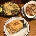 Skillet meals (with extra hash browns)
