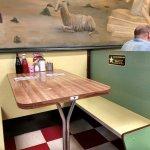 Man vs. Food Booth