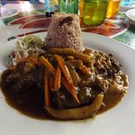 The famous oxtail.