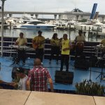 Live music at bayside marketplace