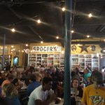 Interior of Puckett's