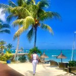 Photo de Mont Choisy Coral Azur Beach Resort
