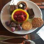 Une petite sélection des desserts du jour !