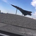 rond point Montèlimar et musée de l'aviation