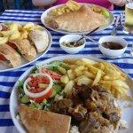 Traditional Cyprus Tavern Protaras Foto
